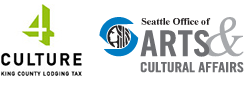 4Culture and the City of Seattle Office of Arts & Culture