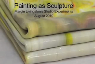 Painting as Sculpture